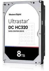 Western Digital Ultrastar DC HC320 tvrdi disk, 8 TB, SATA 6 Gb/s, 7200, 256 MB (HUS728T8TALE6L4)