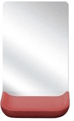 Kleine Wolke lustro kosmetyczne Tray czerwone