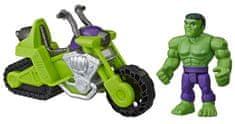 Avengers Figurka i pojazd Super Heroes Hulk