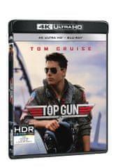 Top Gun (2 disky) - Blu-ray + 4K Ultra HD