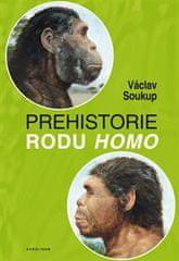Václav Soukup: Prehistorie rodu Homo
