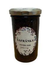 Marmelády Šafránka Extra džem figový 300g
