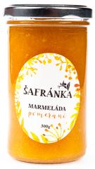 Marmelády Šafránka Extra džem pomaranč 300g