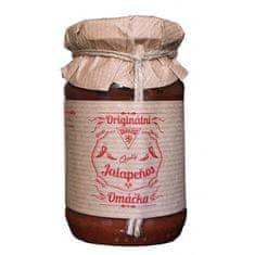 Ungrier Originál omáčka jalapeňos 250g