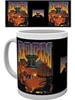Doom bögre- Doom II Cover