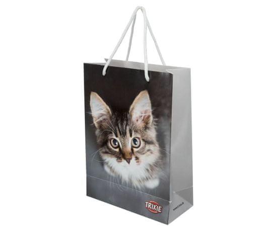 Trixie Papírová taška junior 23x31x10cm, pro kotě, kočky