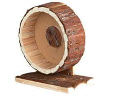 Trixie Natural living - kolotoč dřevěný pro myši a křečky 20 cm