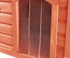 Trixie Plastová dvířka k 88239, 34x52cm, trixie, venkovní boudy