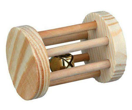 Trixie Fából készült henger harangjáték tengerimalac