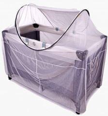 Deryan mreža proti komarjem za potovalno posteljico