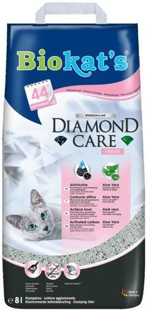 Biokat's Macskaalom Diamond Classic Fresh 8 l