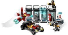 LEGO Super Heroes 76167 Páncélzat Iron Man