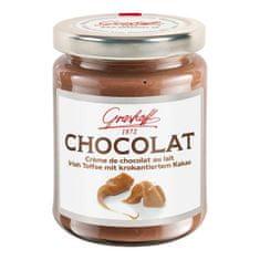 Grashoff Mliečny čokoládový krém s írskym karamelom a kakaovými chrumkami, 250g