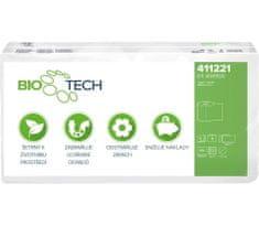 Papernet BIOTECH toaletní papír 3-vrstvý celulóza 8rolí