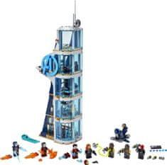 LEGO Super Heroes 76166 Boj vo veži Avenger