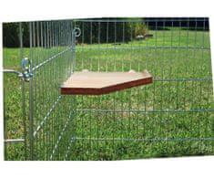 Trixie Natural living rohová platforma 28 x 28 cm,
