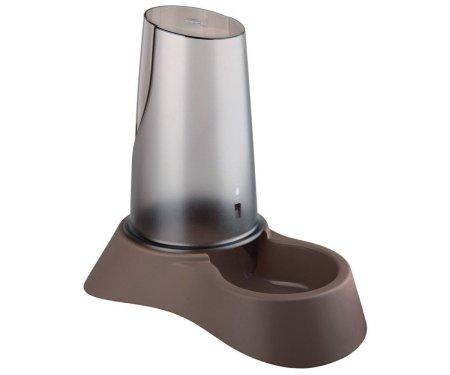 Trixie Plastikowy pojemnik na wodę 3.5 l - beżowy, jedzenie