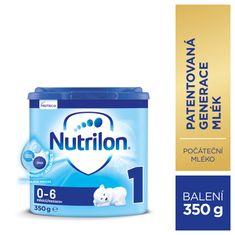 Nutrilon 1 počiatočné dojčenské mlieko 350 g, 0+