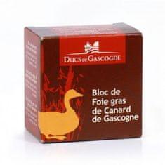Ducs de Gascogne Kačacie Foie Gras z regiónu Gascogne v bloku, 65g