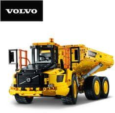 LEGO Technic 42114 Kĺbový damper Volvo 6x6