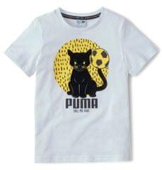 Puma dětské tričko Animals Suede Tee