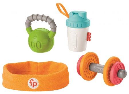 Fisher-Price Poklon set za male ljubitelje fitnessa