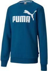 Puma ESS Logo Crew Sweat FL B pulover za dječake