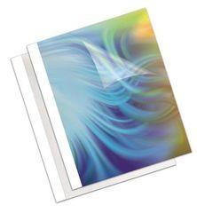 """Fellowes Desky pro termovazbu """"Standing"""", bílé, 8 mm (61-80 listů)"""