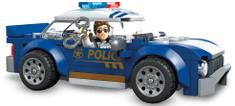 MEGA BLOKS Policajné vozidlo