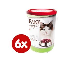 FALCO Konserwa FANY mięso 6x400 g