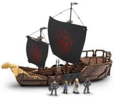 MEGA BLOKS Igra prestolov: Ladja Targaryjenov