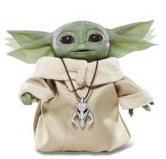 Star Wars Baby Yoda interaktív barát