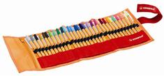 """Stabilo Liner """"Point 88"""", 30 barev, 0,4 mm, základní a neonové barvy, rolovací pouzdro"""