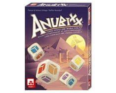 NSV igra s kockami Anubixx angleška izdaja