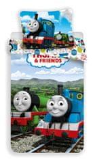 Jerry Fabrics posteljina Tomica i prijatelji