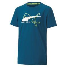 Puma Alpha Graphic Tee B majica za dječake