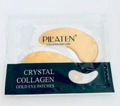 Pilaten Pilaten Collagen Crystal Gold Eye Mask Zlatá kolagenová maska na oči 6g
