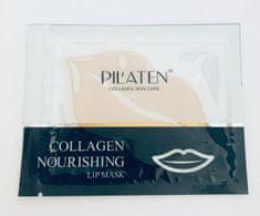 Pilaten Pilaten Collagen Crystal Gold Lip Mask 6g Zlatá kolagenová maska na rty