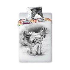 Povlečeme vše Bavlněné povlečení Zebry