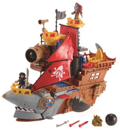 Fisher-Price Imaginext Gusarski brod