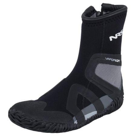 NRS Paddle čevlji, neoprenski, 39.5, črni/sivi