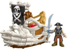 Fisher-Price Billy i statek z kości