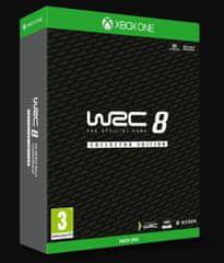 Bigben WRC 8 - Collectors Edition igra (Xbox One)