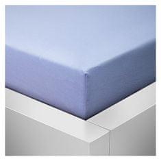 Top textile Jersey plachta Top - Svetlo modrá 90x200 cm