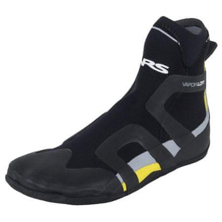 NRS Freestyle čevlji, neoprenski, 38.5, črni/rumeni