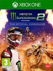 Milestone Monster Energy Supercross: The Official Videogame 2 igra (Xbox One)