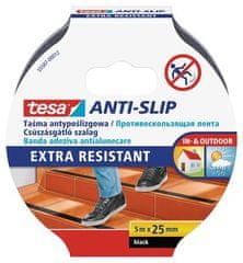 "Tesa Protiskluzová páska ""Anti-slip 55587"", černá, 25 mm x 5 m"