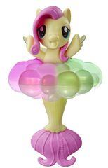 My Little Pony Svietiace poník do vody Fluttershy