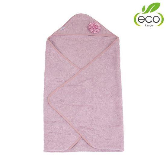 Bo Jungle osuška ECO Pink Flower
