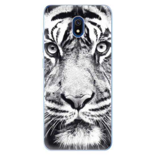 iSaprio Silikonové pouzdro - Tiger Face pro Xiaomi Redmi 8A
